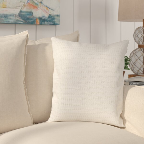 Brandywood 100% Cotton Pillow Cover by Rosecliff Heights